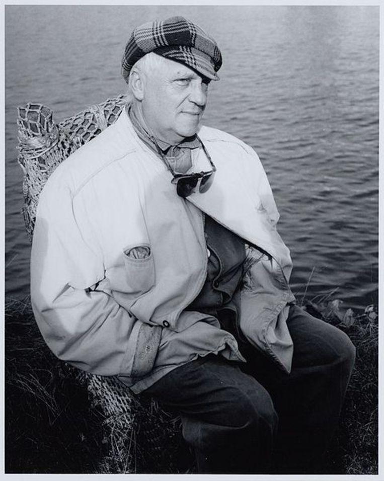 Robert Jasper Grootveld, 24 oktober 1997. Foto Freerk de Vos Beeld
