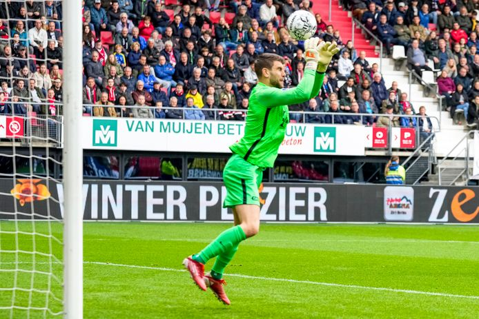 AZ does not care about bumbling FC Utrecht in its own house    Eredivisie