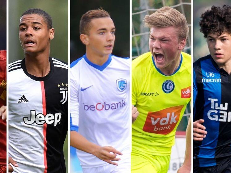 De Ketelaere, Doku en Verschaeren, maar ook goudhaantjes van Juventus en Inter: wij gingen op zoek naar de 50 grootste talenten van ons land
