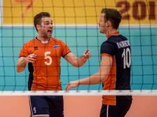 Sparidans loopt volleybaltitel in Tsjechië mis