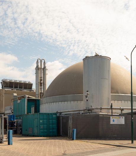 Biogascentrale in Bunschoten twee weken langer open tot start hoger beroep