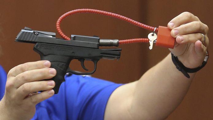 L'arme utilisée pour abattre le jeune Trayvon Martin.