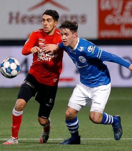 Berlicummer Jorn van Hedel (20) tekent zijn eerste profcontract bij FC Den Bosch