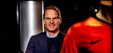 Frank de Boer: 'Als je geen topfavoriet bent, moet je kijken hoe je het maximale eruit haalt'