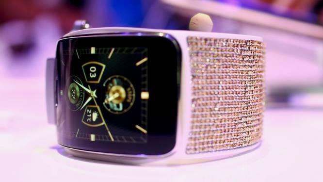 4,6 miljoen smartwatches verscheept in 2014
