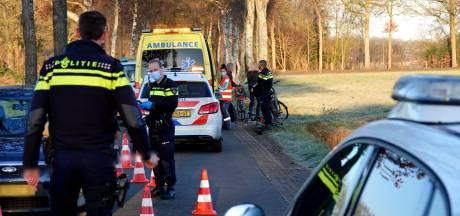 Scholier gewond na botsing met auto in Barneveld