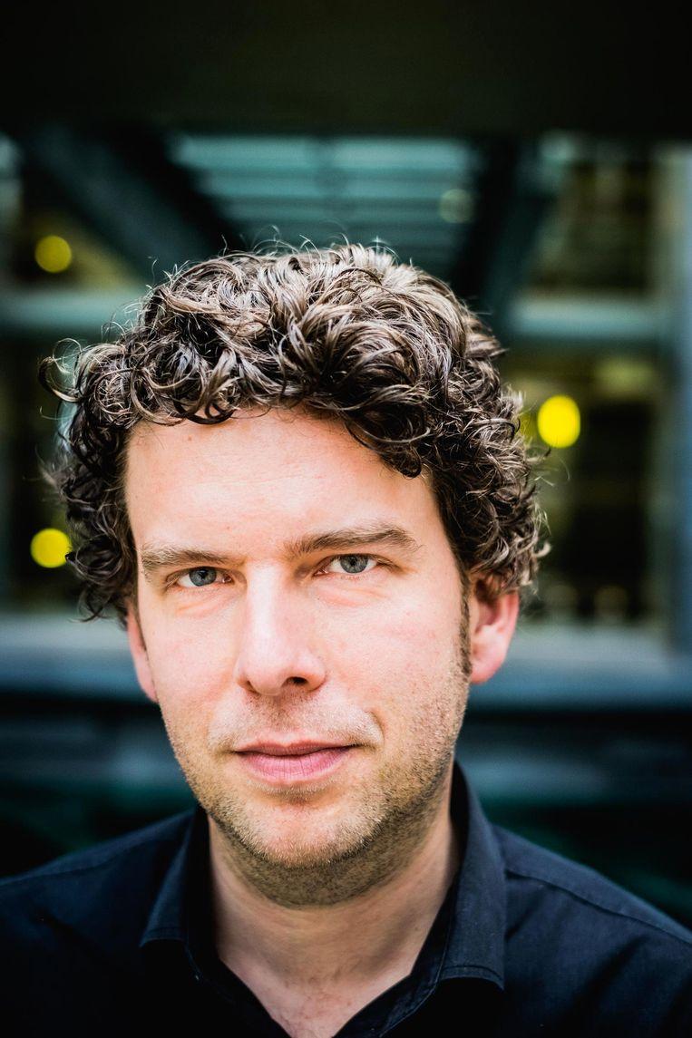 Wies De Graeve, directeur van Amnesty International Vlaanderen Beeld Wouter Van Vaerenbergh