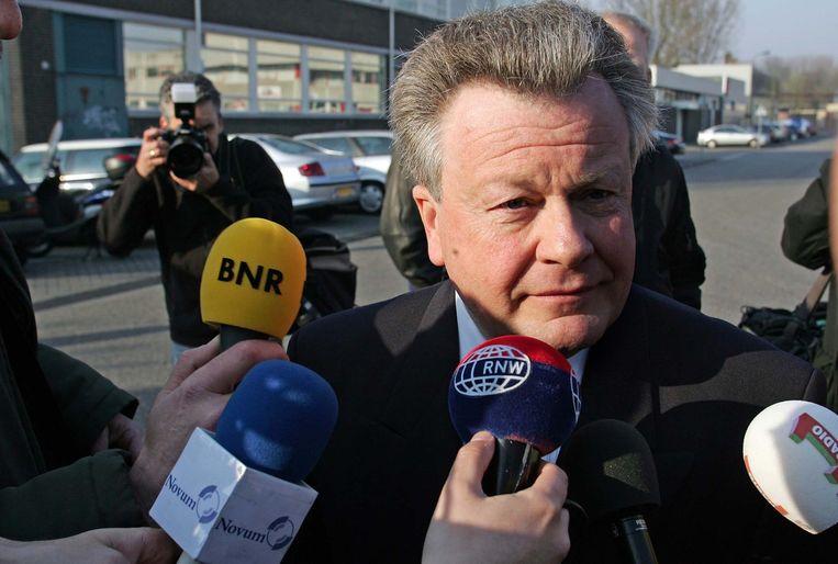 David Moszkowicz. Beeld anp