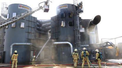 Explosie en brand in houtverwerkend bedrijf