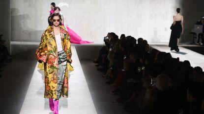Styliste Dries Van Noten vertelt over modewereld