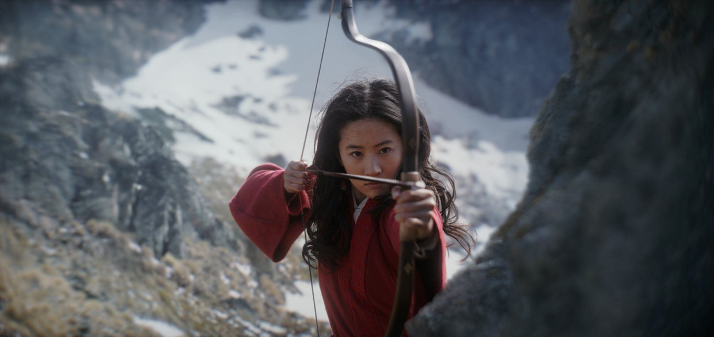 De nieuwe Disney-film 'Mulan' wordt uitgebracht op Disney+ in plaats van in de bioscoop. Beeld Photo News