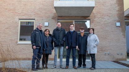 Tieltse Bouwmaatschappij opent veertien nieuwe seniorenflats voor zeventigplussers