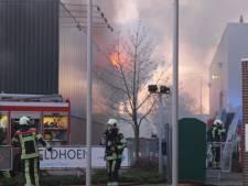 Brand bij winkel IJsselstein was aangekondigd via briefje