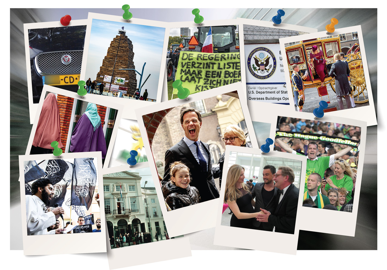 Den Haag is een stad met veel gezichten: van vreugdevuren tot Vredespaleis, van Malieveld tot Binnenhof, van Benoordenhout tot Bouwlust en van ADO Den Haag tot HBS.