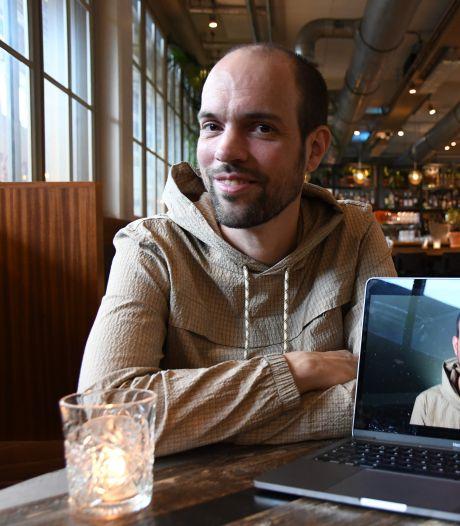 Bertram van Alphen uit Den Bosch, de zanger die acute leukemie overwon