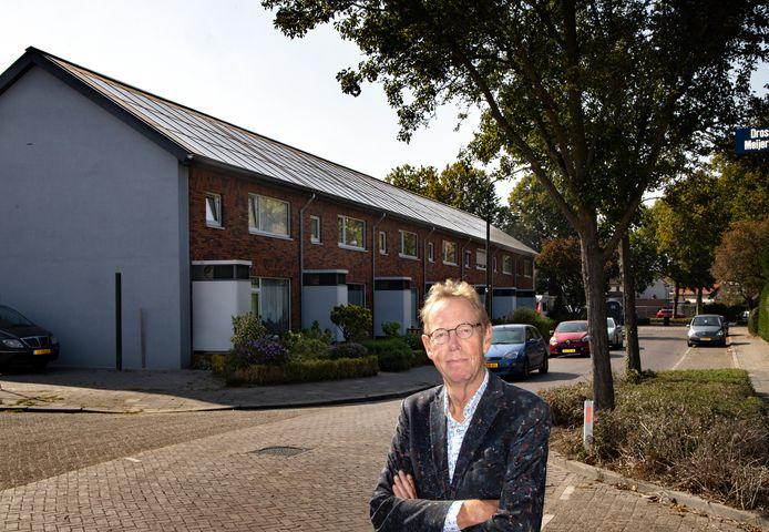 Directeur Hans Vedder van de stichting Goed Wonen in Gemert-Bakel.