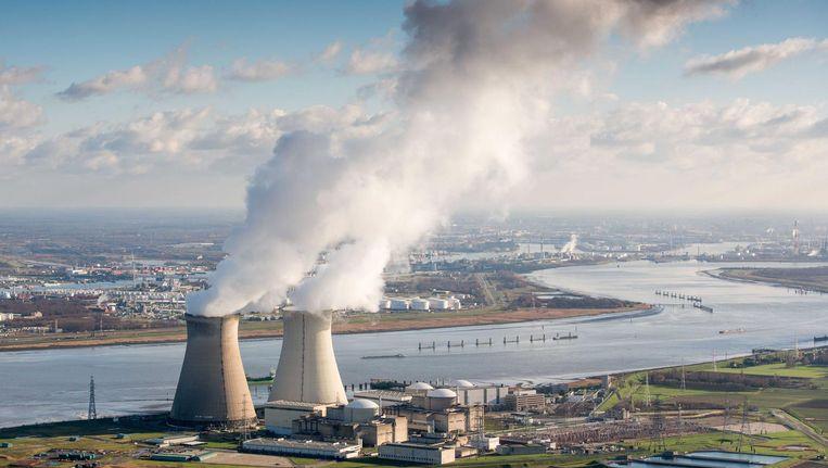 Rondom de kerncentrale van Doel was er geen stijging van schildklierkankers. Beeld anp
