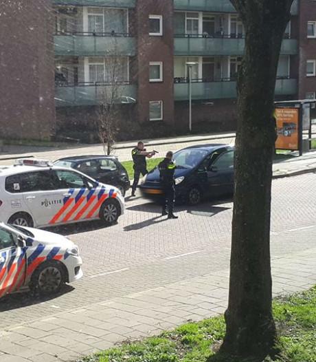 Mogelijk weer geschoten in Roosendaal: politie houdt verdachten onder schot tijdens aanhouding