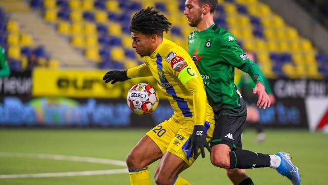 """Samy Mmaee (STVV) na verlies tegen Cercle: """"De wil was er, de kwaliteit niet"""""""