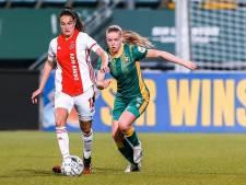 Nadine Noordam wil meer nu ADO Vrouwen zeker is van play-offs: 'We gaan het de top 3 heel lastig maken'
