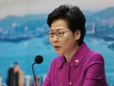 Leider Hongkong: 'Veiligheidswet is geen hel en verdoemenis'
