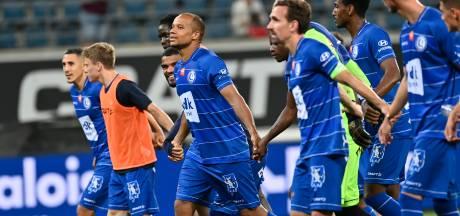 Conference League: La Gantoise s'impose 4-0 contre Valerenga pour ses débuts européens
