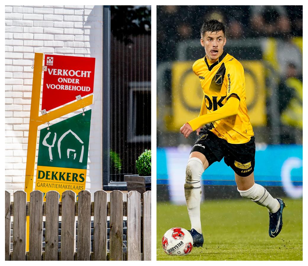 De huizenprijzen in Twente zijn flink gestegen en FC Twente-aanwinst Luka Ilic moet eerst in quarantaine.