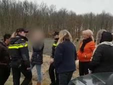 Boze actievoerders opgepakt na afschieten dier Oostvaardersplassen