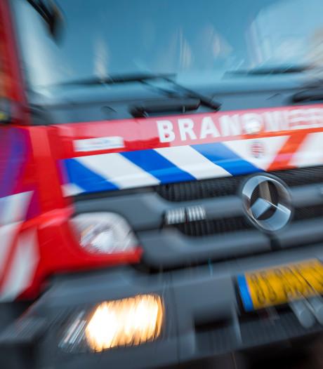 Utrechtse brandweer in actie bij brandjes in Overvecht en De Uithof