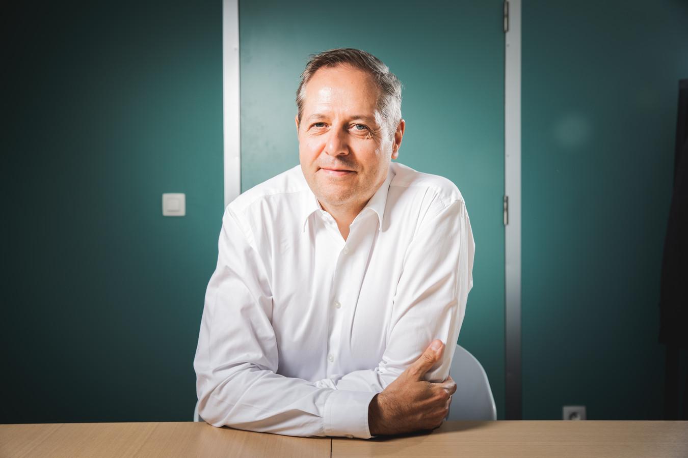 Prof. Piet Hoebeke, UZ Gent.