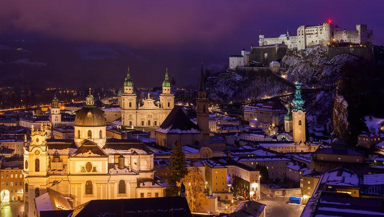 Ook in de Oostenrijkse stad Salzburg zijn vrouwen die belaagd werden naar de politie gestapt. Beeld THINKSTOCK