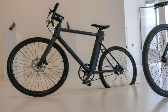 De Cowboy is een elektrische fiets die ontwikkeld werd door een Belgische start-up.