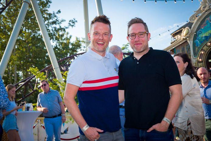 Tom De Cock en Maarten