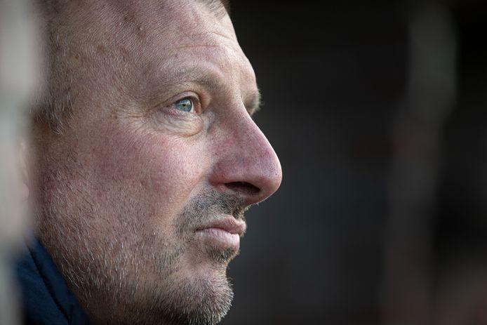 Staphorst-trainer Paul Weerman.