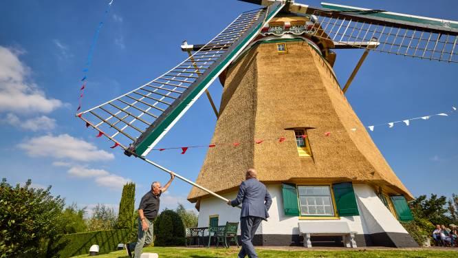 Parel aan de Rotte na opknapbeurt weer open: 'Prinsenmolen vertelt verhaal van dit gebied'