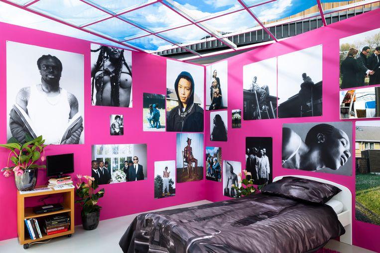 Nos kultura (2000-2021) door JeanPaul Paula. Beeld Eva Broekema / Framer Framed