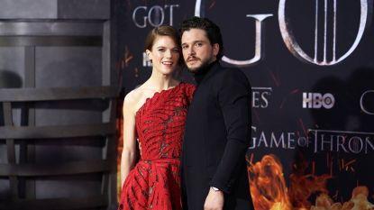 'Game Of Thrones'-acteurs Kit Harington en Rose Leslie verwachten eerste kindje