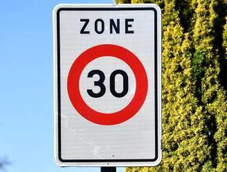 30% te snel door zone 30: 22 voertuigen geflitst