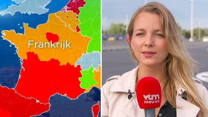 """Zuid-Frankrijk en andere toeristische bestemmingen kleuren sneller rood op coronakaart: """"Cijfers zijn te slecht"""""""
