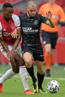 Voetbalnomade Efmorfidis wil zich laten zien in Waalwijk: 'Voor mij is RKC nu de beste stap'