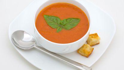 Curieus verkoopt soep voor goed doel