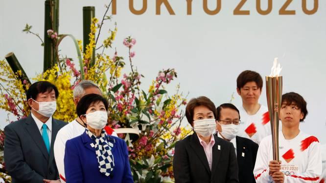 Corona-opflakkering in Japan: Olympische Spelen volgens belangrijke politicus nog steeds in gevaar