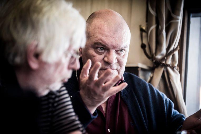 Yves Desmet: 'De enige mogelijke uitweg voor Europa is aanmodderen zoals we bezig zijn.' Beeld Karel Duerinckx