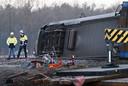 In 2016 botste een hoogwerker op een trein van Arriva. Diverse treinstellen ontspoorden daarbij, de schade was groot. De 49-jarige machinist overleed, zes passagiers raakten gewond.