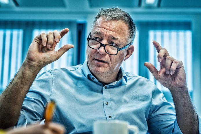 CM-baas Luc Van Gorp.