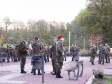 Des militaires ont fait leur apparition au CHU de Charleroi