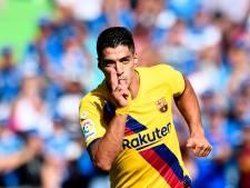 Luis Suarez rejoint Yannick Carrasco à l'Atletico