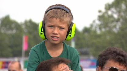 Steeds meer kinderen op Rock Werchter