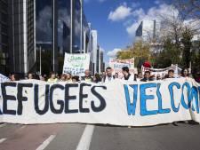 Une famille syrienne remercie la Belgique