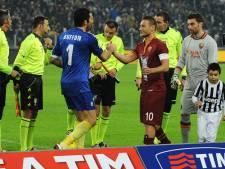 Totti verrast Buffon met brief in La Gazzetta
